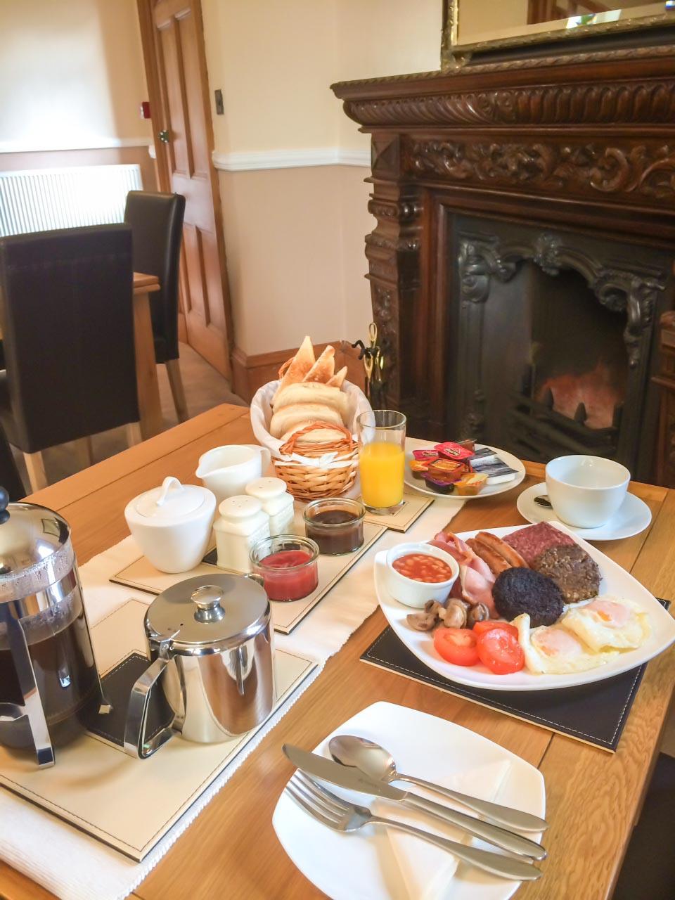 Kirkcaldy Breakfast